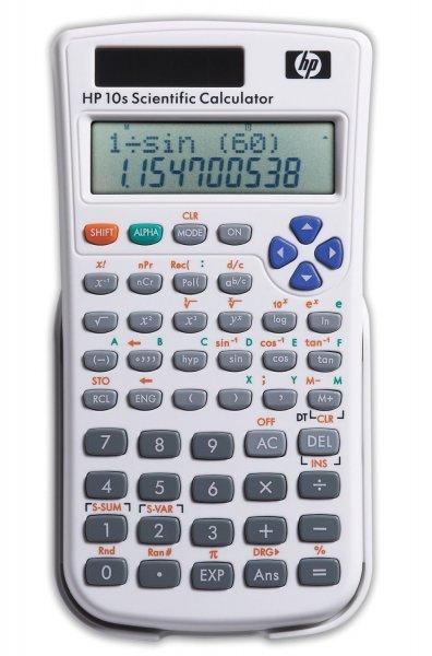 """HP™ - Wissenschaftlicher Taschenrechner """"HP 10s+"""" ab €5,79 [@HP.de]"""
