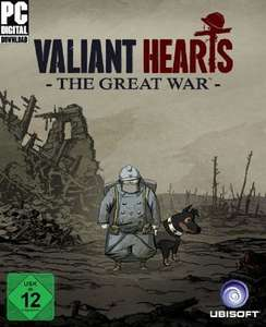 Valiant Hearts: The Great War PC [UPLAY] @Amazon