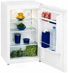Exquisit KS 90 RVA+ einfacher kleiner Kühlschrank für Singles, 113 KWh Jahresverbrauch am Montag für 70 € bei toom
