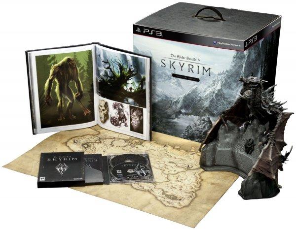 @Amazon FR: The Elder Scrolls V : Skyrim - CE (PC, PS3, Xbox) für 46,72€ inkl. Lieferung