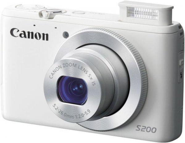 Canon PowerShot S200 für 179€@Amazon Cyber Week