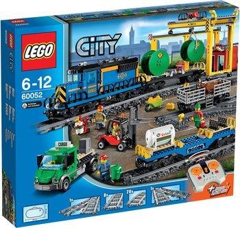 Lego City 60052 Güterzug bei Karstadt + 25cm Nici Bär