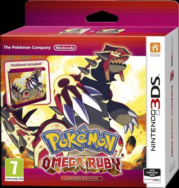 [mytoys.de]3DS Pokemon Omega Rubin für 29,94€ mit Neukundengutschein