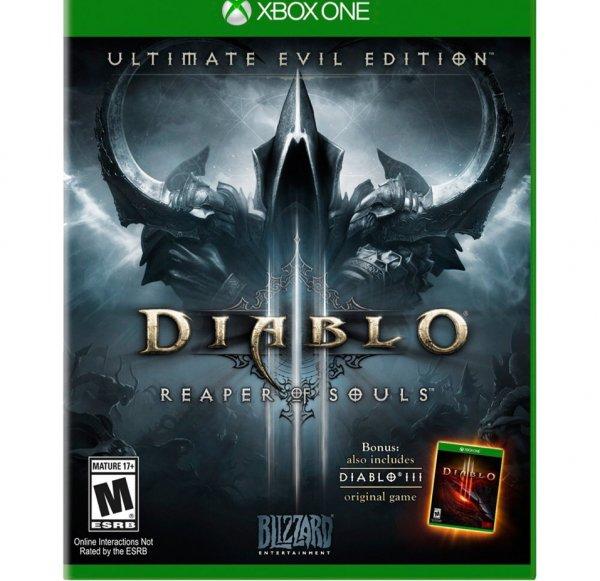 Diablo 3 Reaper of Souls Xbox