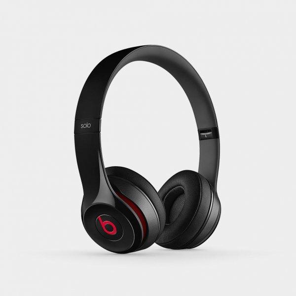 [Amazon.de & MediaMarkt] Beats by Dr. Dre Solo 2 On-Ear Kopfhörer