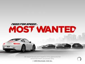 Need for Speed Most Wanted (2012) PC - Origin Download Black Friday Sale 2,49 Euro