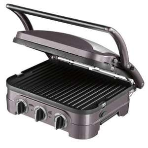 "Cuisinart GR40E Multifunktionsgrill ""The Griddler"" ab 58 Euro + VSK bei Amazon FR"