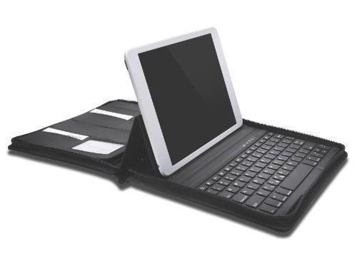 Wieder DA!!!!!  bis 9.00 Uhr noch  Kensington KeyFolio Executive™ für 20€ @Conrad - Reißverschluss-Folio mit Tastatur für iPad® Air und iPad Air 2