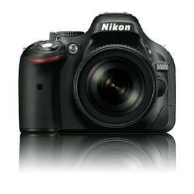 Nikon D5200 + 18-105mm VR (bei Abholung in Hannover nur 499€)