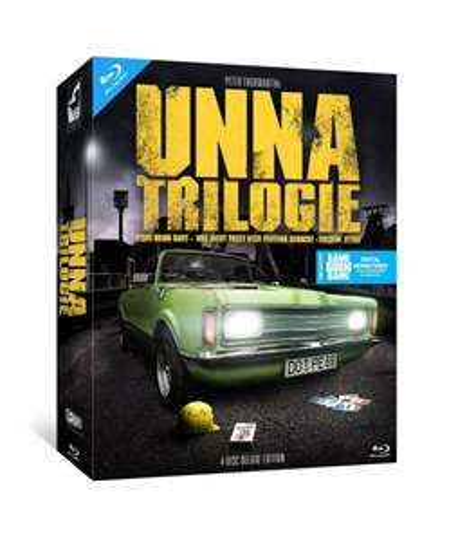 Unna-Trilogie (Bang Boom Bang, WNPWPG, Goldene Zeiten) [Blu-ray] 29,36€ @amazon