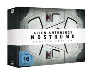 [Amazon] Alien Anthology Nostromo Blu-ray Limited Edition 6 Blu-rays für 31,38€!
