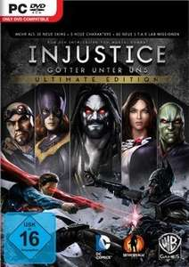 Injustice: Gods Among Us Ultimate Edition für 4,99@Steam