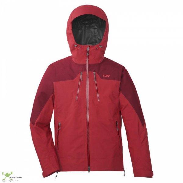 Outdoor Research - Furio Hardshell Jacket Gr. L (rocksports.de); nächster Preis 299€ (?)