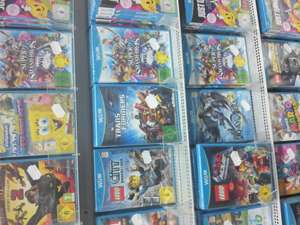 LOKAL SATURN LEIPZIG HBF WII U LEGO MARVEL SUPER HEROS & LEGO MOVIE VIDEO GAME