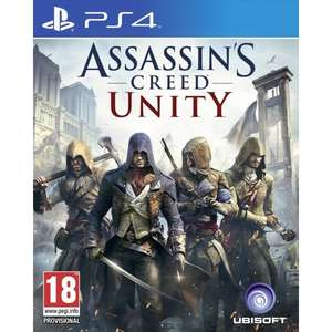 Assassins Creed Unity PS4 neuer Bestpreis @Amazon Blitzangebot