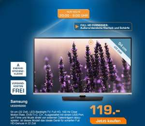 Samsung UE22H5000 LED HD TV