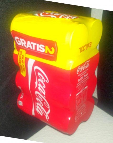 Coca Cola 0,33 Liter Dose für 0,2925 EUR @ Kaufland Köln Ehrenfeld