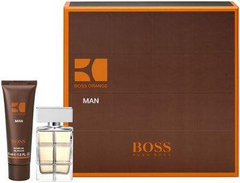 Douglas: Geschenkset HUGO BOSS Orange EDT 40 ml + DG 100 ml + Geschenk + 2 Proben für 29,99 + Option auf weitere Geschenke