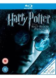 Harry Potter und der Halbblutprinz [Blu-ray + DVD] für 4.55€ @ bee