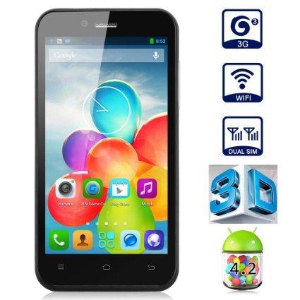 ZOPO Libero ZP600+ (JellyBean, 1GB, Quad-Core 1,3 GHZ, Dual-SIM, kein LTE, 4,3 Zoll) für 40 EUR [ebay]