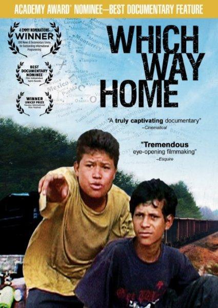 Which way home - Preisgekrönte HBO Dokumentation in 3Sat Mediathek 4 free