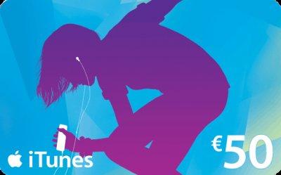 iTunes 50€ für 40€ @Media Markt offline Bundesweit