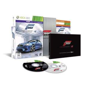 Forza Motorsport 4 - Limited Collectors Edition 57€