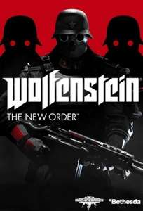 [Steam] Wolfenstein:The New Order [PC] (12,79€) bei Nuuvem