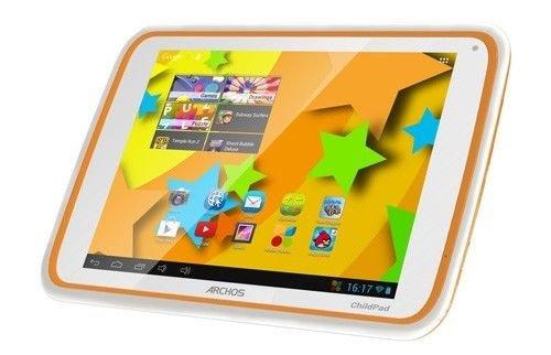 Klicken, um das Bild zu vergrößernÄhnlichen Artikel verkaufen?Selbst verkaufenArchos 80 ChildPad 2 - Android Tablet speziell für Kinder mit Filtersofware 4GB