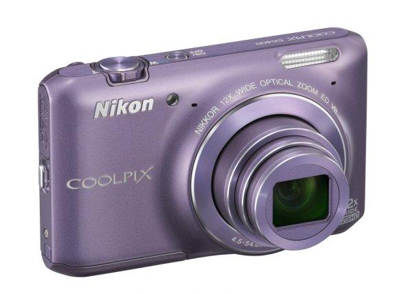"Nikon™ - Digitalkamera ""Coolpix S6400"" (16MP,12x opt.Zoom,opt.Bildstabilisator,3""Touchscreen,Full HD,HDMI) für €82,90 [@Amazon.it]"