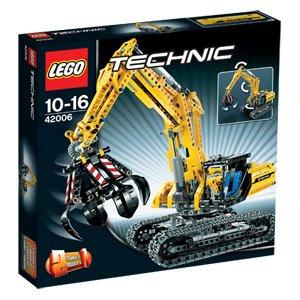 [REAL] LEGO Technic, 42006 Raupenbagger 33,96 € statt 59,90