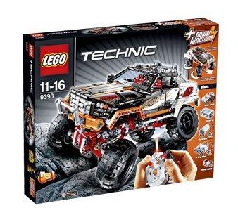 LEGO (15% auf Legoartikel!!!) z.B.LEGO Technic 4x4 9398 Offroader @Real (knapp -37%!!!)