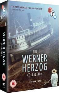 Werner Herzog Collection 18Filme auf DVD41,69€/Bluray€54,24 @zavvi.com Deutscher TON! Klaus KINSKI