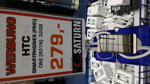 HTC ONE 32GB @Saturn Offenbach