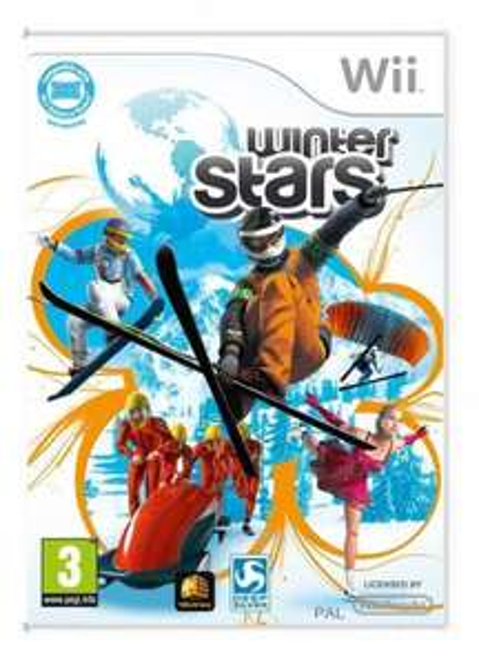 Winter Stars für Nintendo Wii für 8,88€ NEU&OVP @ebay.de Zahlung per Paypal/Vorkasse