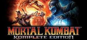 [Steam] Mortal Kombat Komplete Edition (ohne VPN)