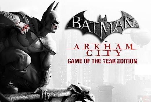 Batman: Arkham City GOTY @BundleStars mit GutscheinCode