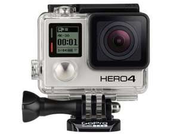 GoPro Gratis Zubehör bei Hero 4 Bestellung.