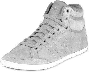 Adidas Sneaker Plimcana Mid in grau