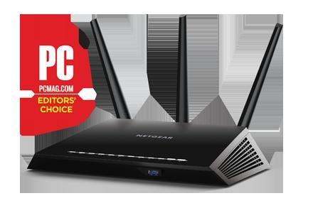 [Cyber Monday] Netgear R7000-100PES Nighthawk AC1900 Dual Band WiFi Gigabit Router für 119€ @Amazon, Beginnt am 28.Nov um 13:15Uhr