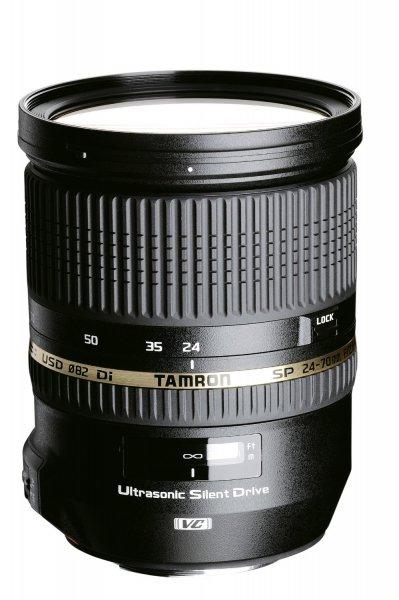 Tamron SP 24-70mm f2.8 Di VC USD [Nikon] für 705,70 @Amazon.fr