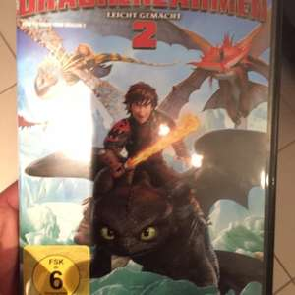 Drachen zähmen leicht gemacht Teil 2 (Mediamarkt Köln) 9,99€ DVD
