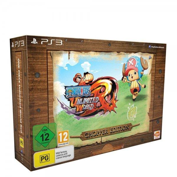 One Piece Unlimited World Red Chopper Edition (PS3) für 37,87€ @Amazon.es