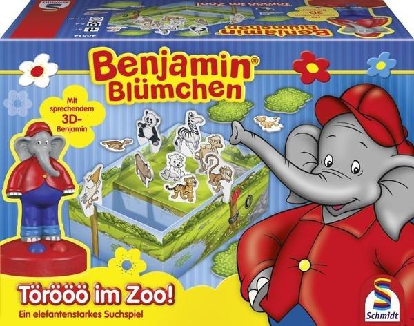 Benjamin Blümchen: Törööö im Zoo für 12,99€ @Thalia
