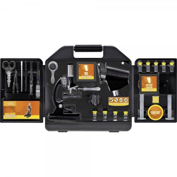 Kinder Mikroskop-Set National Geographic 9118100 - für Kinder ab 8 Jahren - @conrad