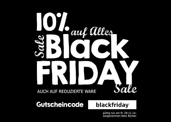 Bergzeit.de: 10% auf alles - auch reduzierte Ware (Black Friday) - Fr. 28.11.14