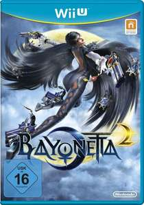 Bayonetta 2 Wii U für 32,97€ @amazon.de Cyber Monday Dealz (online Tiefstpreis in D)