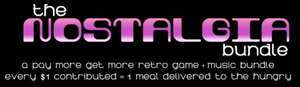 the NOSTALGIA bundle @ Groupees