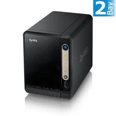 Zyxel NAS NSA320S 2-Bay Power Media Server @NBB für 39,90.- zzgl. 2,99.- Versand