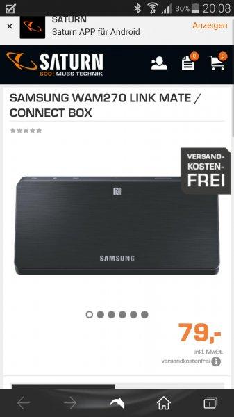 Samsung Multiroom wam270 Link Mate